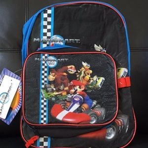 Other - Mario Kart Wii Backpack